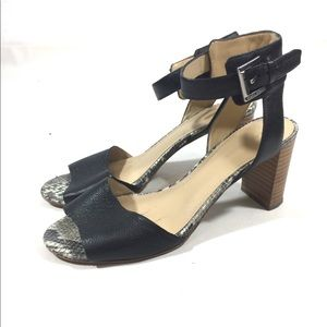 Marc Fisher Ankle Strap Sandals